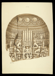Drum slab from the Great Stupa of Amaravati